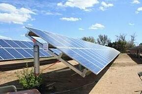Venetucci Farm Solar Panel