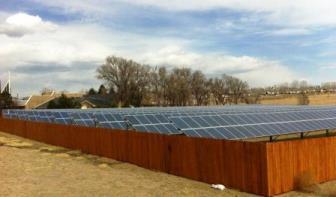 Good Shepherd Solar Panels
