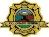 Image of Colorado Springs Fire Dept. Logo