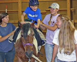 Colorado Springs Therapeutic Riding Center 1