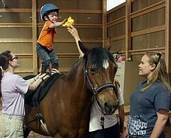 Colorado Springs Therapeutic Riding Center 2